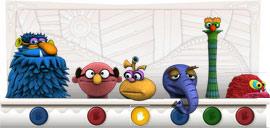 google doodle henson