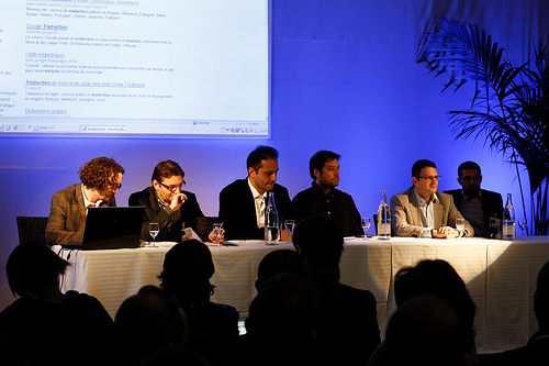 table ronde SEOCampus 2012