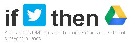 Messages privés Twitter