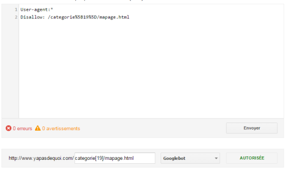 disallow robots.txt encoded